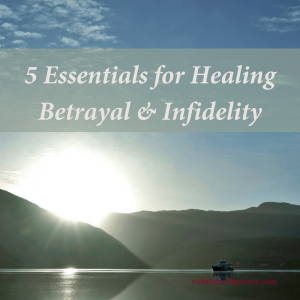 5 Essentials for Healing