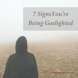 7 Signs You're Being Gaslighted