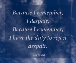 What to Do When You Despair